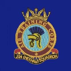 Hexham Air Training Corps 224 Squadron Cadets